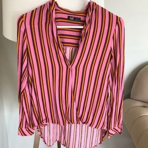 Wanna spice up your stripes ? PINK